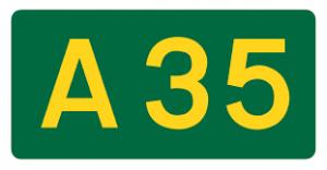 a35 sign